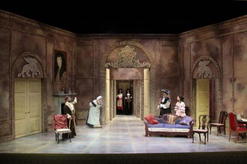 The Imaginary Invalid 2012