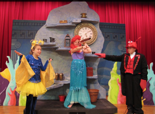 Little Mermaid Jr. 2014