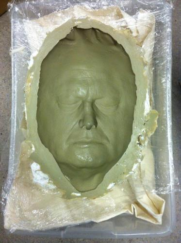 Life Casting-Don Giovanni 2016