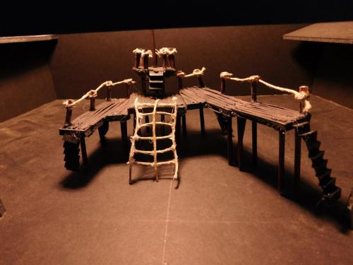 Peter and the Starcatcher Model